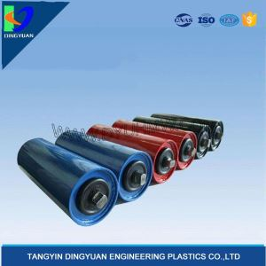 Different Materials Conveyor Belt UHMW Plastic Idlers