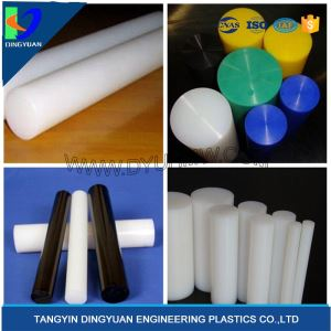 Different UHMW PE Molecular Weight and Density UHMW Rod and Tape