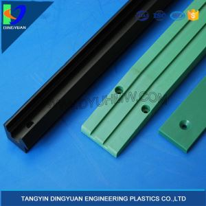 Plastic Guide Rail Made by UHMW Bar