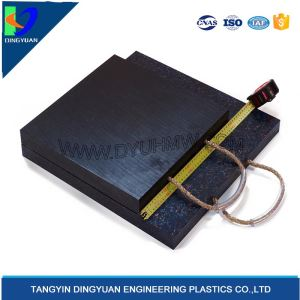 Composite crane mats with handle
