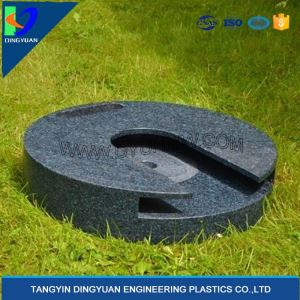 China Fluted Backhoe Outrigger Pads Factory Manufacturers