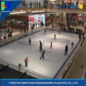 Synthetic Ice Panels Rink for Sale with Best Price