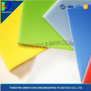 The Most Impact Resistant Plastic-UHMW PE SPEC Sheet with UV Resistance