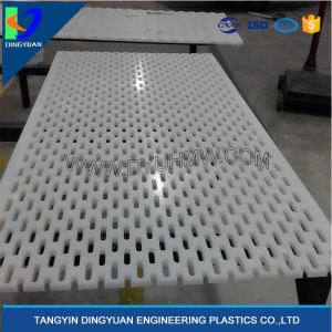 UHMW Plastic Filter Sheet Board Plate