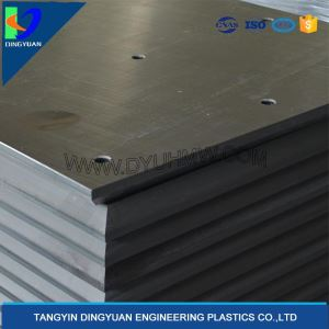 UHMW Plastic Sheet with High Wear Resistance Used as Silos or Hoppers Liner