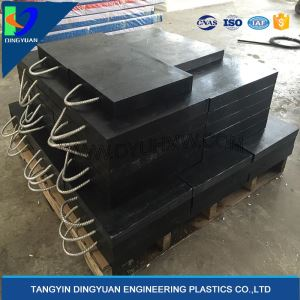 UHMW Polyethylene Sheet with High Compressive Strength Used as Crane Outrigger Pads