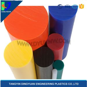 UHMW Polyethylene Round Rod Stock